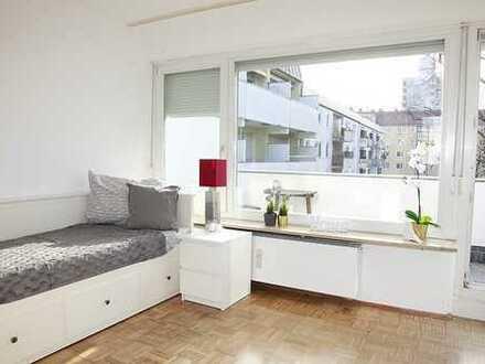 Helles und gut geschnittenes 1 Zimmer Appartement in Sendling