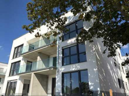 moderne 3-Zimmer-Wohnung mit Blick ins Grüne