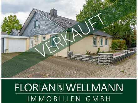 Bremen - Arbergen   Großzügiger, gepflegter 8-Zimmer-Bungalow mit viel Platz für die ganze Familie!