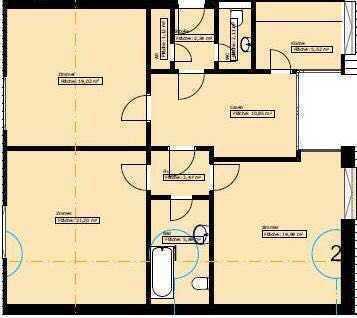 Schöne vier Zimmer Wohnung in Zweibrücken, Zweibrücken (Stadt)