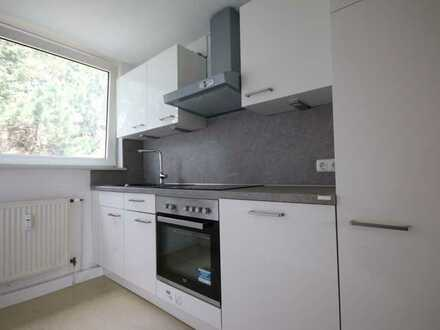 Gut aufgeteilte- Wohnung - Balkon - Einbauküche inclusive-