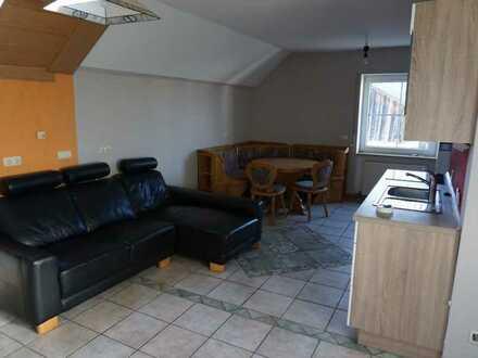 Schöne 1-Zimmer-Wohnung mit EBK in Beilngries