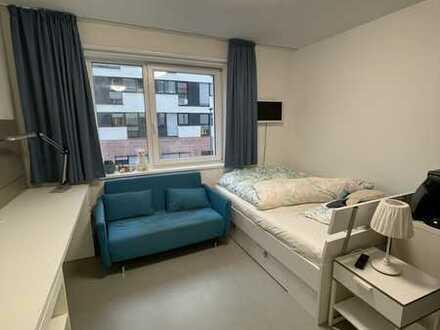 Neuwertige 1- Zimmer Wohnung im Studentenwohnheim in der Bahnstadt Heidelberg