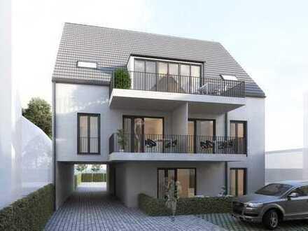 ++ HAUS B - Barrierefreie 2 ZKB Terrasse im EG eines 4-Parteienhauses in 2.Reihe! ++