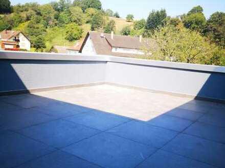 Wohnung im sehr gehobenen Stil - 103 qm - Dachterrasse