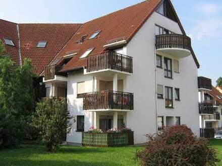 Tolle 1-Raum-Wohnung mit Terrasse in Niederlungwitz