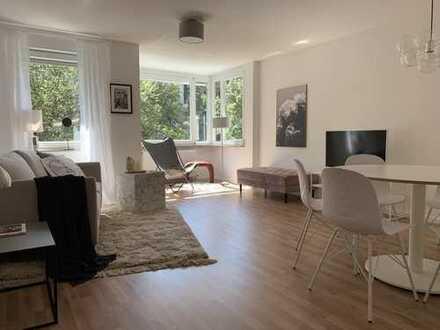 Helle 2 Zimmer Wohnung in Stuttgart Ost