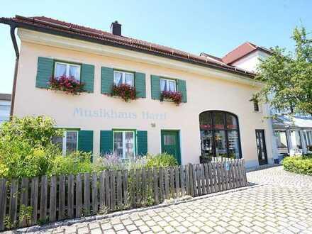 Wohn- und Geschäftshaus in Citylage
