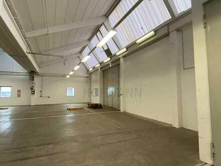 4650 m² Lager und Industriefläche - Schweinfurt Hafen (Miete oder Kauf)