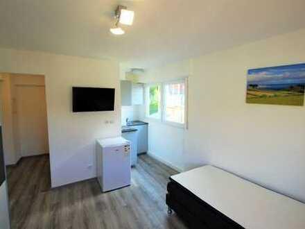 Ab 6 Monate - Business Apartment mit Wlan, TV, Du/WC, Küche in Stuttgart-Feuerbach