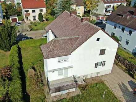 Kleines Mehrfamilienhaus in begehrter Lage