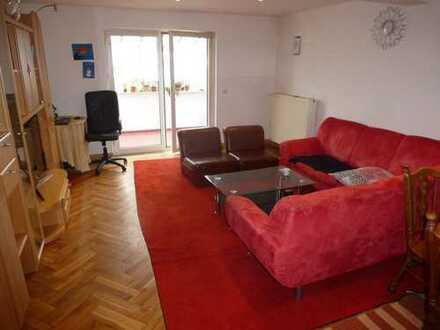 Gepflegte 4-Zimmer-Wohnung mit Balkon/ Wintergarten in Worms/ Nähe Finanzamt