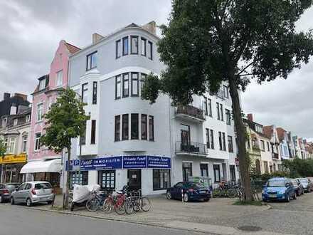 Flüsseviertel! Ideal für Studenten/2er WG! Schöne 2 Zimmerwohnung mitten im Herzen der Neustadt!