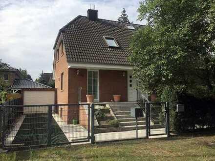 Klassisches Einfamilienhaus in Biesdorf nahe U-Bahn