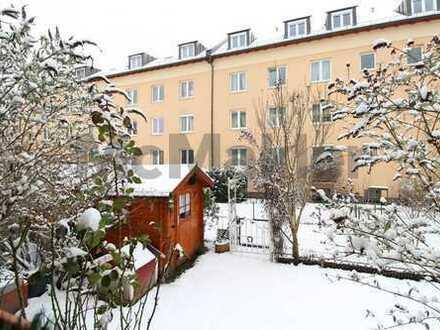 ++ Kapitalanleger aufgepasst! ++ Lichtdurchflutete 3-Zimmer Wohnung mit Garten in München