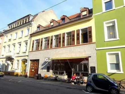 Wohn- & Geschäftshaus im Karlsruher Zentrum