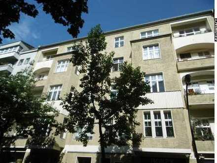 Vermietete 3-Zimmerwohnung in Charlottenburg
