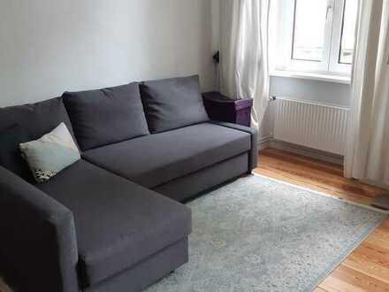 Ruhiges 20qm Zimmer, möbliert, Altbau,Nähe HU und Technologiepark