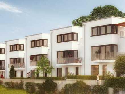 Kettenhaus mit Garten, Balkon & Dachterrasse mit Blick | Haus 4