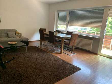 Helle 2-Zimmer-Wohnung mit Balkon in Alzey