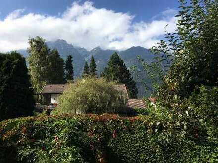 Mountain View....4-Zimmer-Maisonette-Wohnung mit Balkon, top Lage