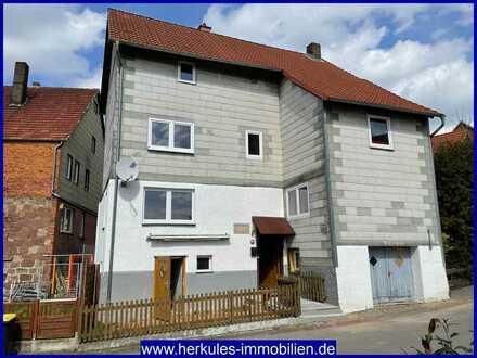 /// Einfamilienhaus mit 5 Zimmern, Garage oder Werkstatt sowie neuer Heizung - ab sofort //