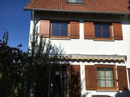 helles Reiheneckhaus mit Garten in guter Wohnlage in Ingolstadt-Nordost