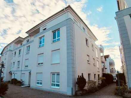 Bad Vilbel - Moderne 2 ZKB Wohnung im Topzustand, renoviert