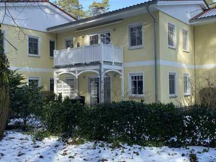 Schöne Wohnung mit Garten in Nähe zum Scharmützelsee in Bad