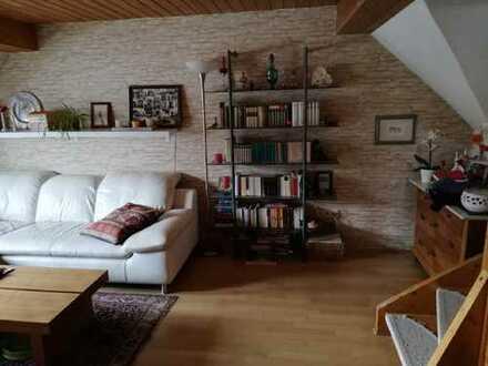 Gemütliche moderne und zentrumsnahe Maisonettewohnung!