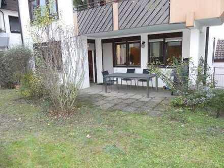 Ostfildern Teilort Kemnat: Attraktive 4,5-Zimmer-Wohnung plus ein Hobbyraum im UG