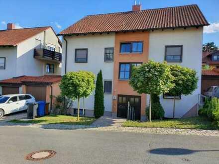 Sonnige, ruhige 2-Zimmer-EG-Wohnung mit grosser Terrasse in Kulmbach