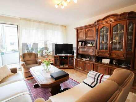 Ohne Käuferprovision: Vermietete Etagenwohnung in gepflegtem Zustand in beliebter Wohnlage