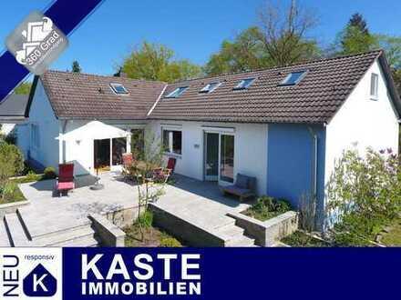 Bungalow-Villa mit Sommergarten und Terrasse Hannover-Bothfeld in Bestlage