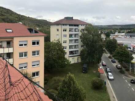 4- Zimmer Dachgeschoss-Wohnung - über den Dächern von Bad Mergentheim