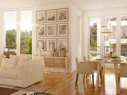 Wunderschöne 2-Zimmer-Wohnung mit Balkon direkt am Yachthafen Marina Havelauen