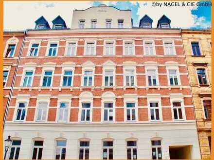 HIER gibt's 3 frisch renovierte Zimmer + großen Balkon