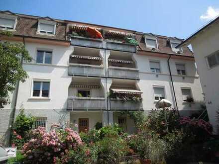 Preiswert, ruhig und zentral - Wohnen am Annaberg, in gemütlicher Altbauwohnung
