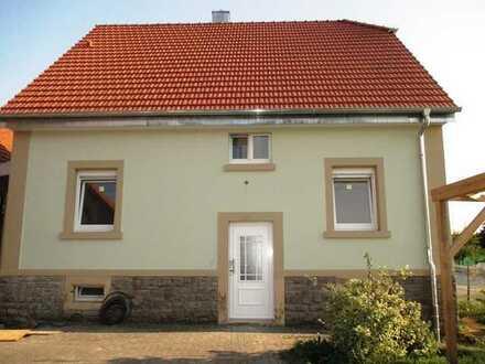 6 Zimmer Kernsaniertes modernes Haus mit Nebengebäude in Ittlingen!!!