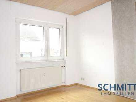 Helle 2 Zimmer-Wohnung mit Einbauküche und Gartennutzung!