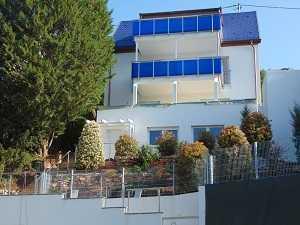 Stilvolle, neuwertige 3-Zimmer-Wohnung mit Balkon und EBK in Stuttgart