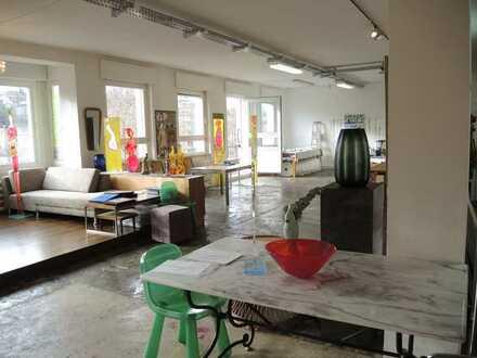 Repräsentatives Gewerbeanwesen - Großzügiges Wohnen und Arbeiten im Loft