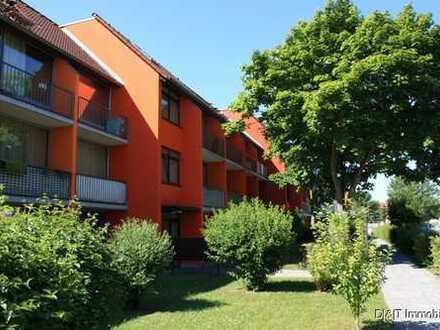 Provisionsfrei für den Käufer: 1-Zimmer-Eigentumswohnung mit Balkon in Uninähe zur Kapitalanlage