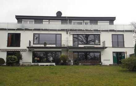 Großzügige Maisonettewohnung in attraktiver Lage von Blankenese