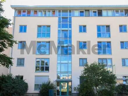 Vermietete 2-Zi.-Whg. mit Balkon in Potsdam als attraktives Anlageobjekt