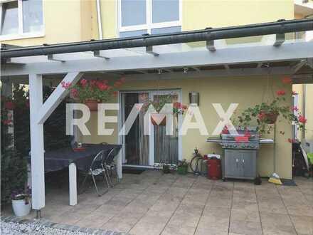 REMAX - Exklusive Wohnung mit Terrasse in Empfingen!