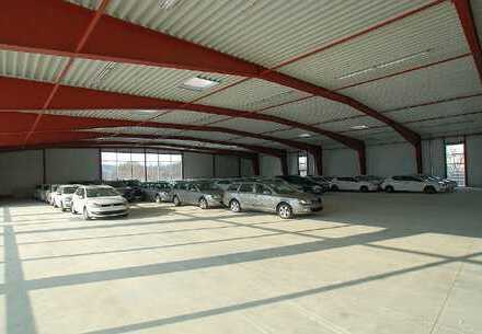Fürstenfeldbruck, moderne Neubauhalle in solitärer Lage zu vermieten