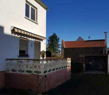 RB2! Renovierungsbedürftiges 2-Familienhaus in ruhiger Lage Friedbergs - OT Ockstadt!!