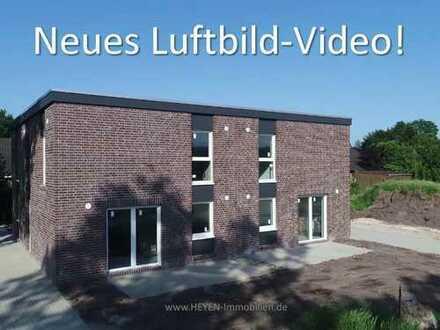 LUFTBILD-Video: Bezahlbare Wohnhäuser in Jaderberg