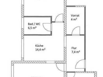 Exklusive helle, vollständig renovierte 3,5-Zimmer-Wohnung mit EBK in Unterlenningen